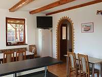 kuchyně - rekreační dům k pronájmu Chlum u Třeboně