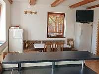 kuchyně - rekreační dům k pronajmutí Chlum u Třeboně