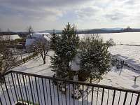 Zimní výhled Javořice