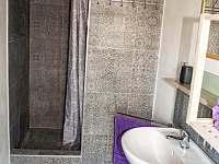 apartmánek koupelna - Jindřiš