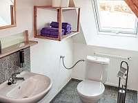 apartmánek koupelna - k pronájmu Jindřiš
