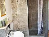 pokojík koupelna - Jindřiš