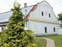 Chalupa k pronajmutí - Chelčice Jižní Čechy