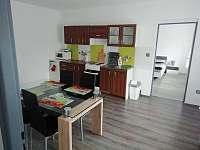 Kuchyň s posezením