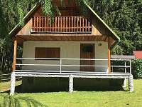 Chata Lojzovy Paseky - ubytování Lojzovy Paseky