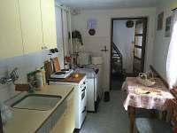 Chata k pronajmutí - chata ubytování Lojzovy Paseky - 5
