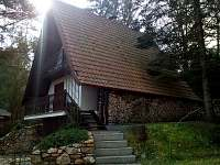 ubytování Temelín na chatě k pronájmu