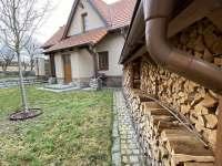 Dřevo je nutnost - chalupa ubytování Varvažov