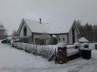 Villa Hole Nr. 5 v zimě - Haugschlag