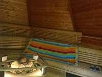 Vnitřní pohled sauna - Haugschlag