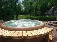 Whirlpool a sauna house - vila k pronajmutí Haugschlag