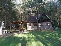 Chata k pronajmutí - dovolená  Spolský rybník rekreace Spolí