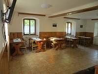 Penzion Obora - společné prostory - Radouňka