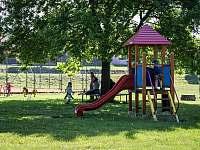 Dětské hřiště - Klec u Třeboně