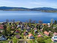 Lipno - Radslav - chata k pronajmutí