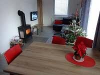 Interier vánoce - Lipno nad Vltavou