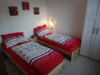 Ložnice 2 - pronájem chalupy Lipno nad Vltavou
