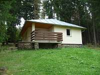 Levné ubytování v Jižních Čechách Chata k pronájmu - Lojzovy Paseky