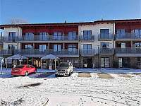Apartmán na horách - okolí Frymburku