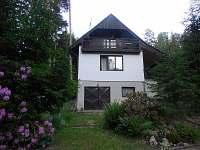 Chata k pronajmutí - Týn nad Vltavou Jižní Čechy