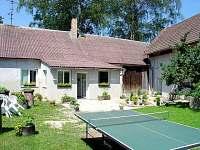 ubytování Jižní Čechy v apartmánu na horách - Veselí nad Lužnicí