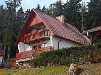 ubytování Horní Planá - Karlovy Dvory Chata k pronájmu