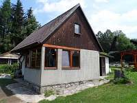 Chata k pronajmutí - okolí Jenišova