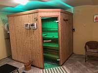 Finská sauna max. pro 4 osoby (250Kč/hod.) - Protivín