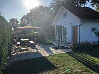 ubytování Bušanovice na chatě