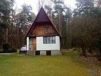 Chaty a chalupy Spolský rybník na chatě k pronájmu - Spolí