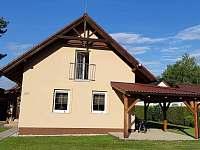 Chata ubytování v obci Závsí