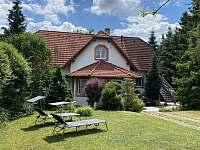 Vilka - pronájem vily Třeboň