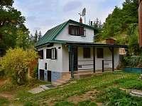 Chata Orlická přehrada - chata ubytování Vůsí - 2