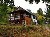 Chata Orlická přehrada - pronájem chaty - 7 Vůsí