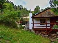 Chata Orlická přehrada - chata k pronájmu - 28 Vůsí