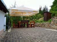Chata Orlická přehrada - chata ubytování Vůsí - 9