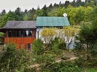 Chata Orlická přehrada - chata k pronájmu - 3 Vůsí