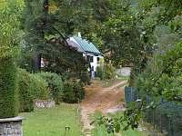 Chata Orlická přehrada - chata k pronájmu - 22 Vůsí