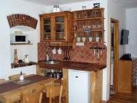 Apartmán- kuchyňský kout