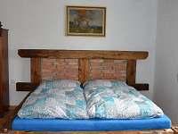 Dvoulůžko v Modrém pokoji