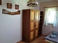 Čtyřlůžkový pokoj - rekreační dům ubytování Domanín