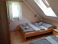 Čtyřlůžkový pokoj - rekreační dům k pronajmutí Domanín