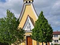 Domanín-kaple sv. Václava -