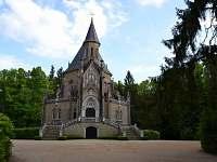 Schwarzenberská hrobka - rekreační dům k pronájmu Domanín