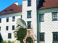 Zámek Třeboň - Domanín