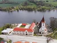 Dovolená pro rybáře na Vltavě: Penzion na horách - Purkarec