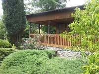 Chata k pronajmutí - dovolená Bazén Tábor rekreace Roudná u Soběslavi