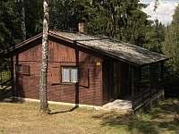 Chaty 11 - chatky ubytování Kunžak - 9
