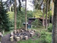 ubytování Kunžak Chatky na horách