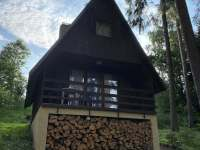 Flora - chata č. 7 - ubytování Kunžak